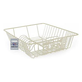 Draining Rack for Kitchen Sink Confortime Cuisine Metal White (40 X 34 x 10 cm)