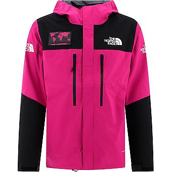 The North Face Nf0a4aiqzdn1 Men's Fuchsia Nylon Outerwear Chaqueta
