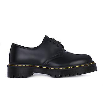 Dr Martens 1461 Bex Black Smooth 21084001 universal all year women shoes