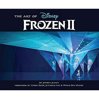 The Art of Frozen 2 de Jessica Julius - 9781452169491 Livre