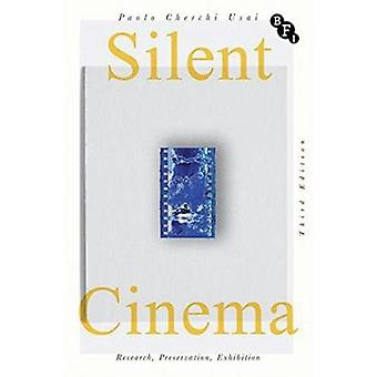 Silent Cinema - A Research Guide by Paolo Cherchi Usai - 9781844575282