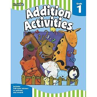 Toevoeging activiteiten: Grade 1 (Flash vaardigheden)