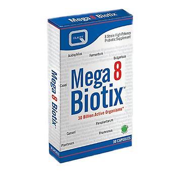 Quest Vitamins Mega8Biotix Caps 30 (601444)