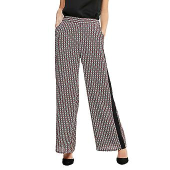 Only Women's Emma Printed Palazzo Trousers