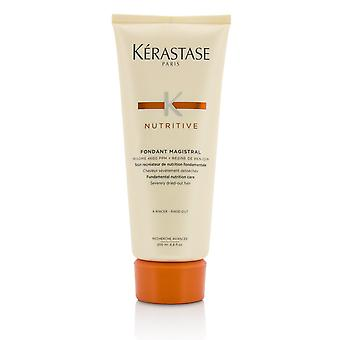 Nutritive fondant magistral fundamental nutrition care (severely dried out hair) 208136 200ml/6.8oz