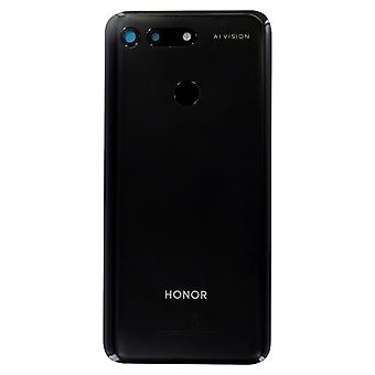 Original Housing part back cover, spare part for Honor View 20 – Black