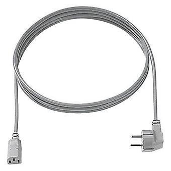 Bachmann 351.184 Kabel prądowy Czarny 2,00 m