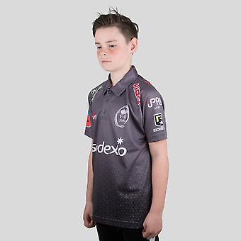 Samurai Army Rugby Short Sleeve Polo Shirt Juniors