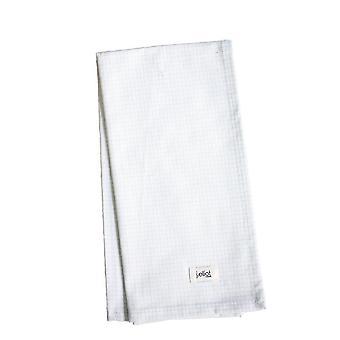 Alvin Check Tea Towel Glacier Blue