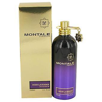 Montale Aoud Lavendel Eau De Parfum Spray (Unisex) von Montale 3.4 oz Eau De Parfum Spray