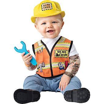 Little Destoyer Toddler Costume