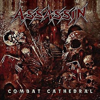 Assassin - Combat Cathedral [Vinyl] USA import