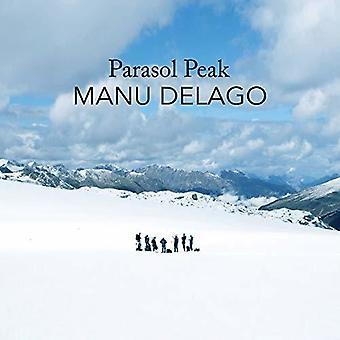 Manu Delago - Parasol Peak [CD] USA import