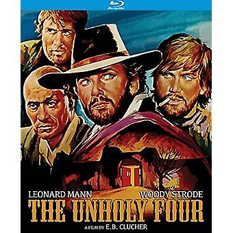 Unholy Four (1970) Aka Mool [Blu-ray] USA import