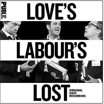 Love's Labour's Lost / O.C.R. - Love's Labour's Lost / O.C.R. [CD] USA import