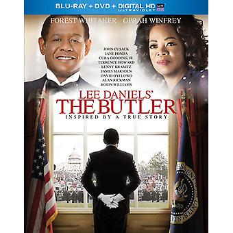 Lee Daniels' the Butler [BLU-RAY] USA import