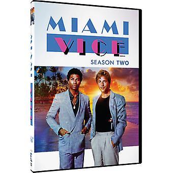 Miami Vice: Season Two [DVD] USA import