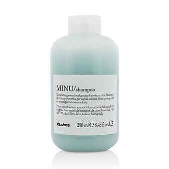 Shampoo minu iluminando shampoo protetor (para cabelos coloridos) 210683 250ml/8.45oz