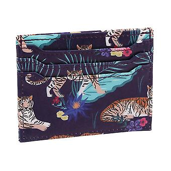 Wild Thoughts Tiger Card Holder