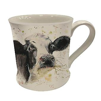 Bree Merryn Rustic Cow Mug
