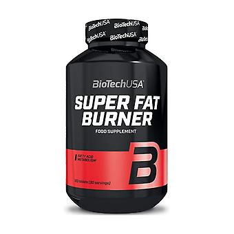 Super Fat Burner 120 tablettia