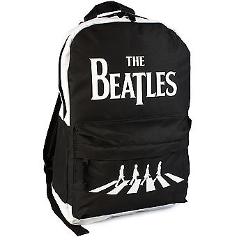 The Beatles Backpack Rock Sax Abbey Road Merchandise Music Rucksack Bag Adults