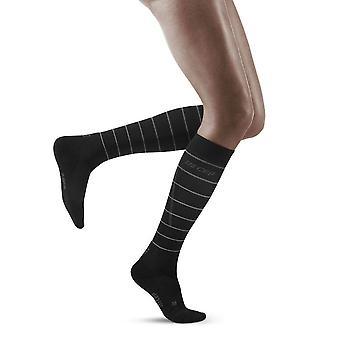 CEP Reflective Compression Women's Socks - AW21