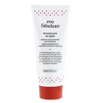 Fabuloso Farbintensivierender Conditioner ' Mahagoni 251607 220ml/7.5oz