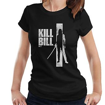 Kill Bill Beatrix Silhouette Women's T-Shirt