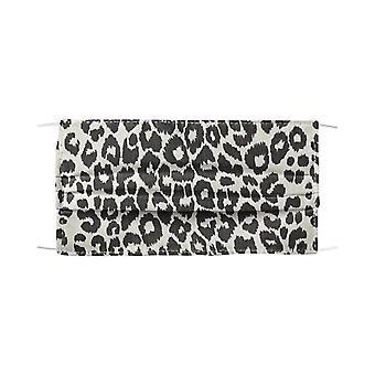 Leopard vzor (1) maska
