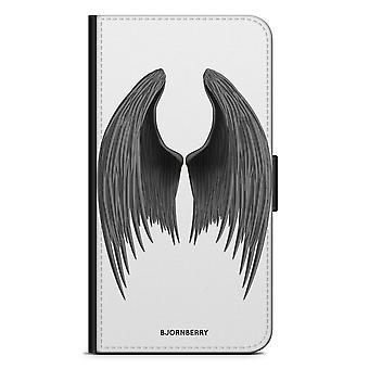ביורי מקרה ארנק LG G5 - כנפי מלאך