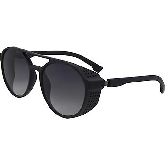 Gafas de sol Unisex alrededor de Kat. 3 negro/gris mate (4270-A)