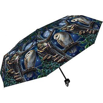 Nemesis teraz - Lisa Parker - zbierka dáždnikov predstavovať umelecké diela Lisa Parker