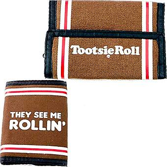 Wallet - Tootsie Roll - Candy Logo New MW02472TRIU