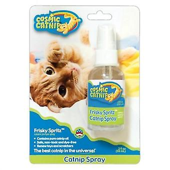 O catnip Spray brincalhão SPRITZ 59ml (cósmica)