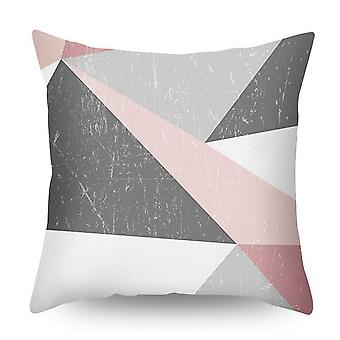 Nordic Style, Removable And Washable Cushion Cover