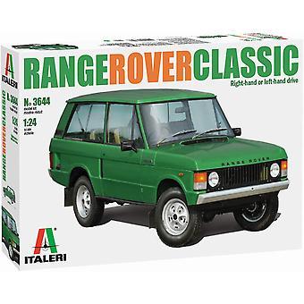 Italeri Range Rover Classic 1/24e schaal plastic kit