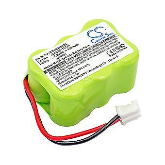 Battery for Sportdog SAC00-15724 FieldTrainer SD-400 CAMO YardTrainer SD-350
