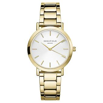 Rosefield the tribeca Watch for Women Analog Quartz with Stainless Steel Bracelet TWSG-T61