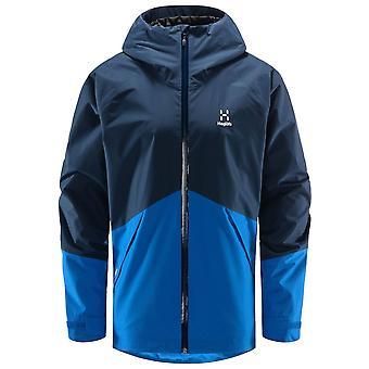 Haglofs Tarn Blue Mens Skuta Jacket