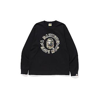 Bape X Big Sean Don Life Long Sleeve Tee Black - Vêtements