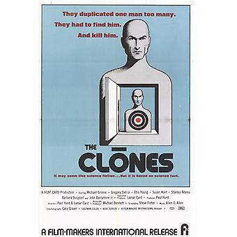 Die Klone-Film-Plakat-Druck (27 x 40)