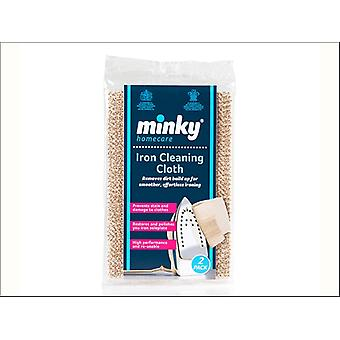 Minky Iron Cleaning Cloths 2 Pack TT73100200