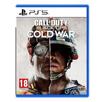 Call of Duty Call Of Duty Black Ops Soğuk Savaş PS5