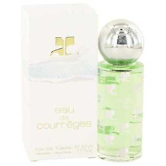 Eau De Courreges By Courreges Eau De Toilette Spray 1.7 Oz (women) V728-412504