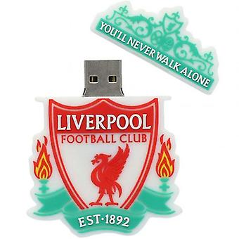 Lecteur de stylo USB de Liverpool 16 Go