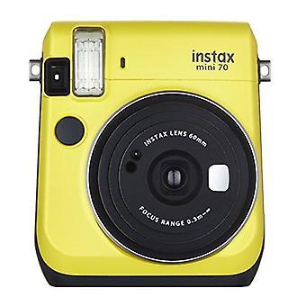 Fujifilm instax mini 70 - instant film kamera (sárga)