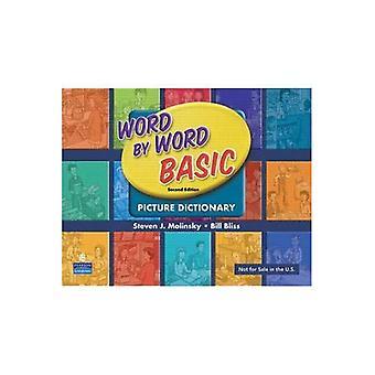 Woorden voor Woord voor woorden in een woorden-woordenlijst