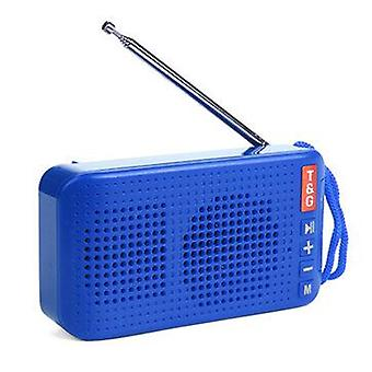 Wireless bluetooth Outdoor LED Flashlight Speaker Stereo Hands-free TF Card FM
