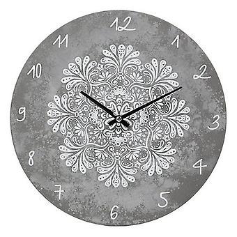Wall clock Mandala (ø 29 cm)